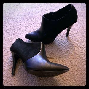 Stiletto Heel Ankle Booties
